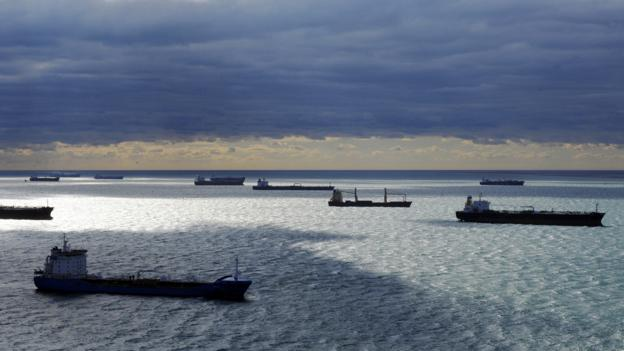 BBC - Future - Why it's not surprising that ship collisions