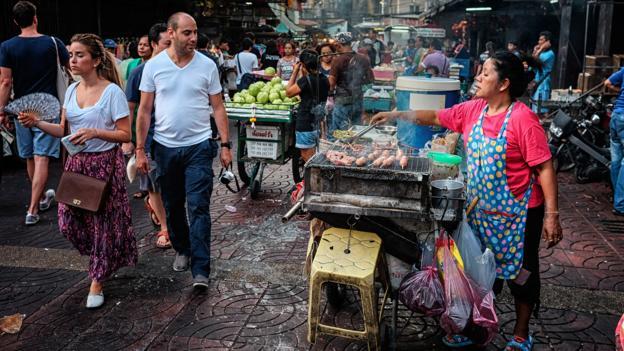 BBC - Travel - The colourful tradition saving Bangkok's