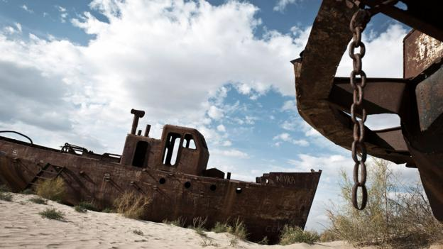 BBC - Future - The deadly germ warfare island abandoned by the Soviets