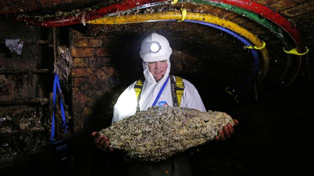 'Fatbergs', faeces and other waste we flush could be a fuel
