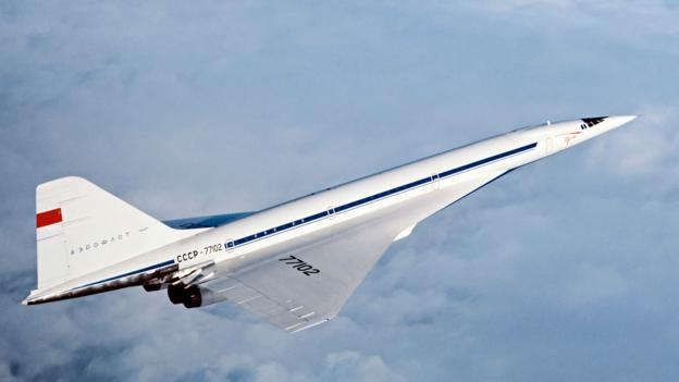 Bbc Future The Soviet Union S Flawed Rival To Concorde