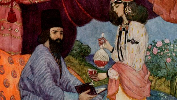 BBC - Culture - The Arab poet who worshipped wine