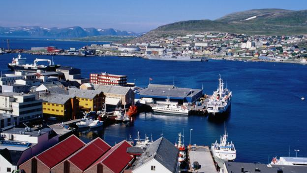 BBC - Travel - The Norwegian town the world tried to erase