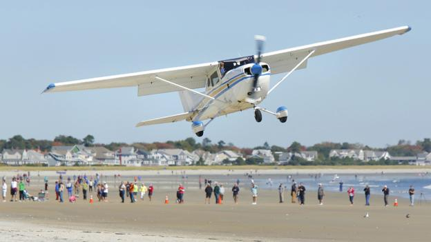 The world's favourite little plane