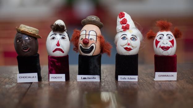 BBC - Future - The fascinating reason why clowns paint their