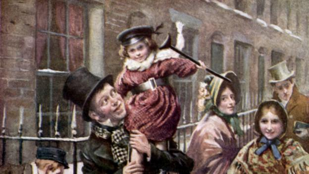 BBC - Culture - How did A Christmas Carol come to be?