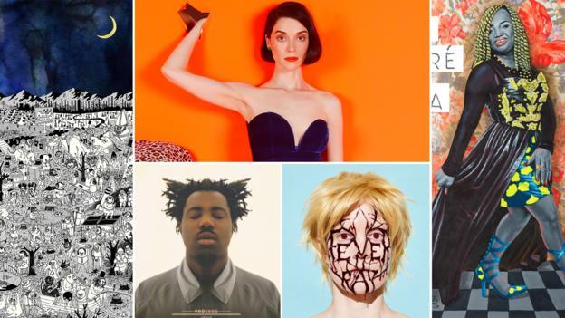 BBC - Culture - BBC Culture's best albums of 2017