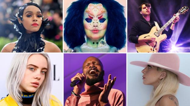 BBC - Culture - The most exciting music of 2018