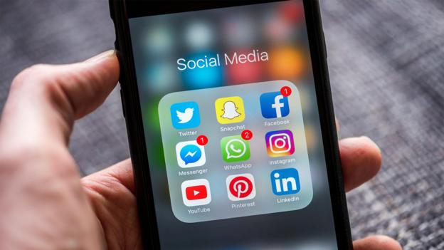 How much is 'too much time' on social media?