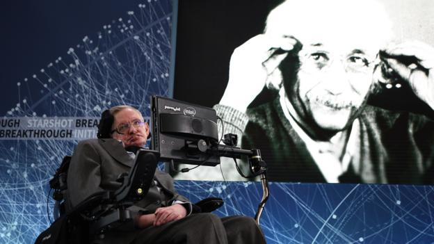 Stephen Hawking's advice for a fulfilling career