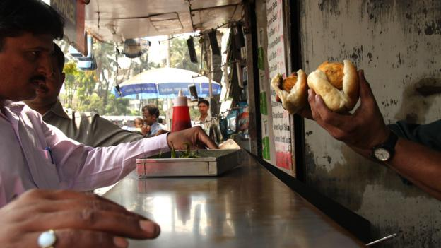 Bbc Travel Vada Pav The Indian Burger Mcdonalds Can