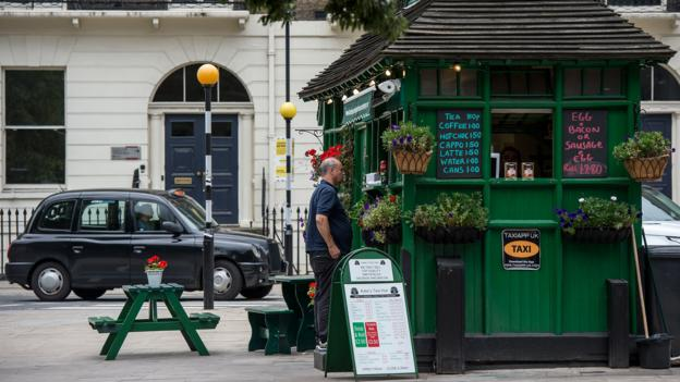 BBC - Travel - The secret green shelters that feed London's