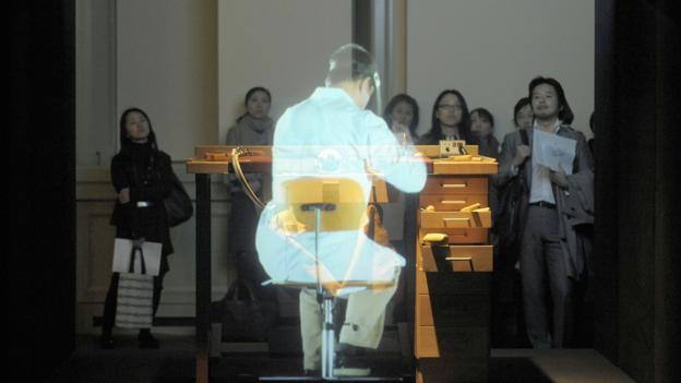 Why holograms could replace conference calls