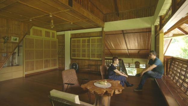 BBC - Culture - The bamboo houses of the Philippines