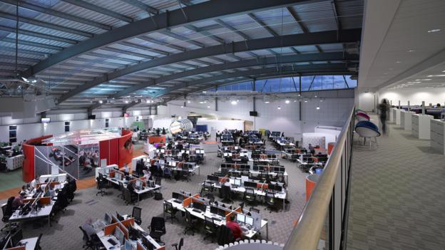 Open offices make people talk less and email more