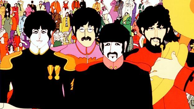 BBC - Culture - Why The Beatles' Yellow Submarine is a trippy cult