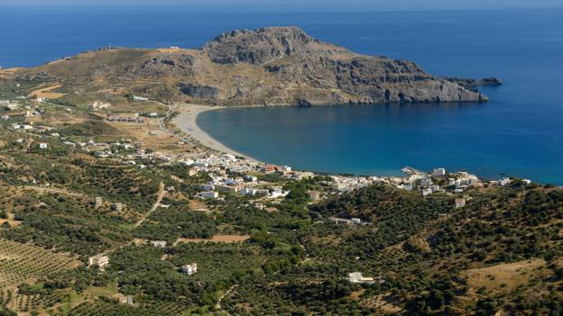 BBC - Travel - How Crete changed the course of World War Two