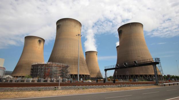 BBC - Future - The giant coal plant converting to green energy