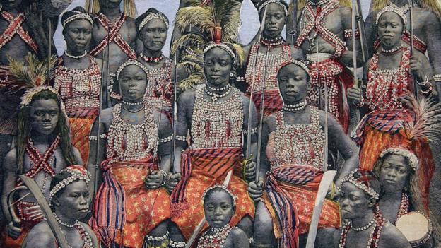 BBC - Travel - The legend of Benin's fearless female warriors