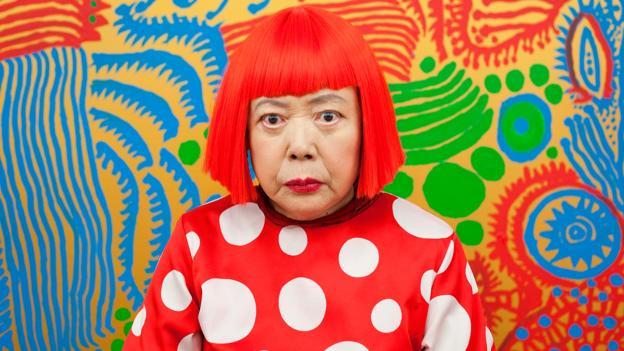 Image result for yayoi kusama