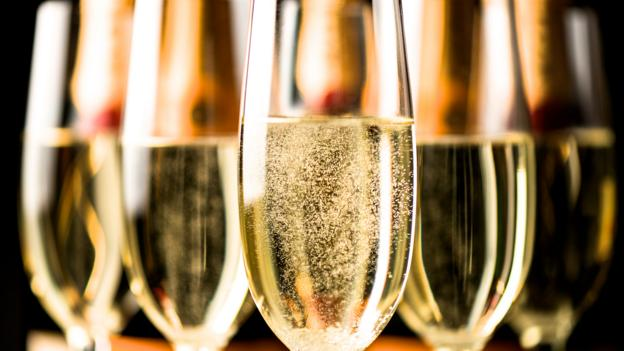 The chemistry that gives champagne its famous fizz