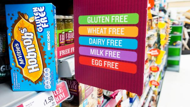 Why it's so expensive to eat with a food allergy