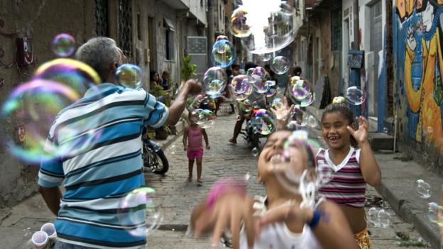 Inside Brazil's hidden daycare economy