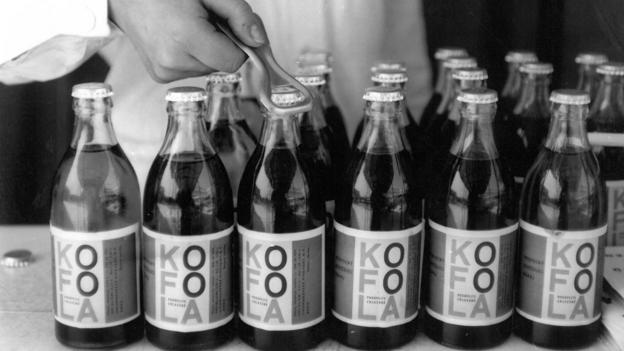 The Cold War-era drink that rivals cola