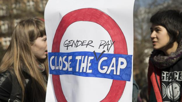 The loopholes that disguise the gender pay gap - BBC Worklife