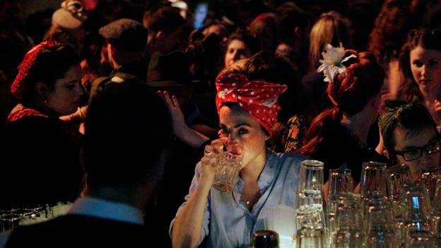 The rise of the sober bar
