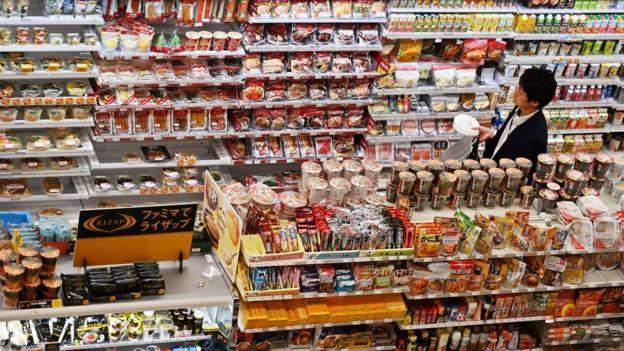 Bbc Travel The Unique Culture Of Japanese Convenience Stores