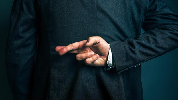 The jobs where liars excel