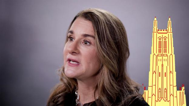 Melinda Gates to young women: Stay true to yourself