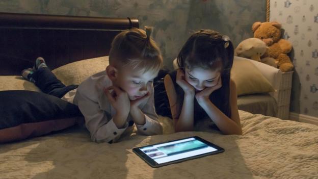 kids tablet bedroom