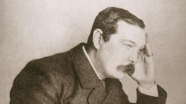 Two illusions that tricked Arthur Conan Doyle
