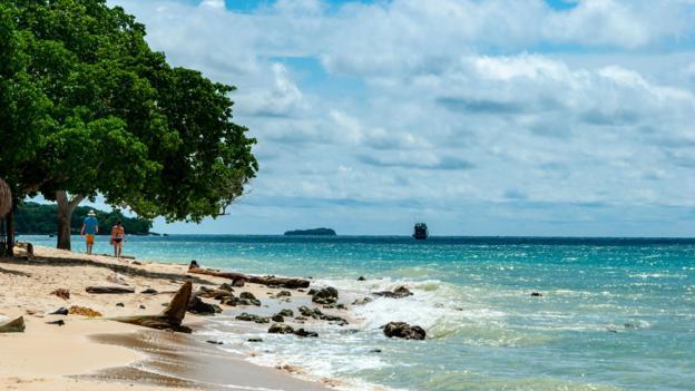 A shipwreck worth billions off the coast of Cartagena