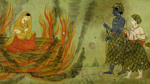 BBC - Culture - How India's ancient myths are being rewritten