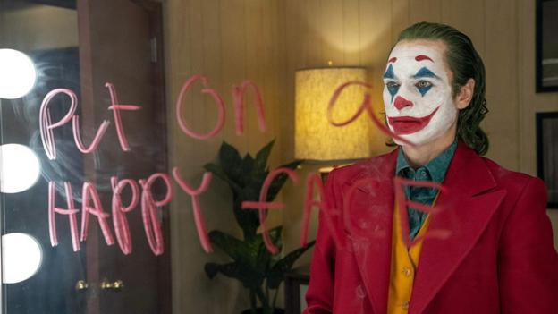 Bbc Culture What The Joker Says About The World He