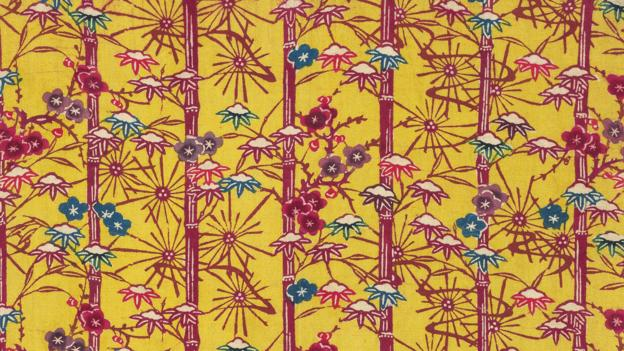 The fabrics that reveal the 'other' Japan