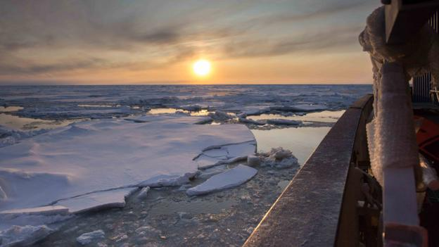 The problem of thinning Arctic sea ice