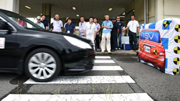 How Japan is handling more ageing drivers