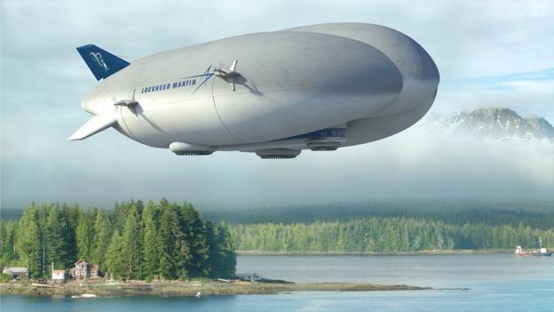 How airships could return to our crowded skies