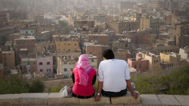 The dating app built for young Egyptians