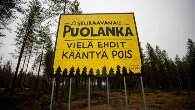 Puolanka: Finland's 'best worst' dying town