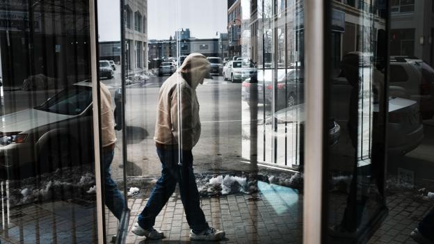 In deprived areas, depression hits men harder