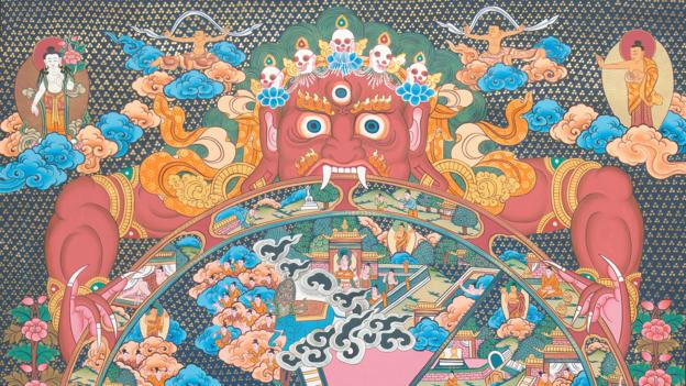 How Buddhism spread written language around the world