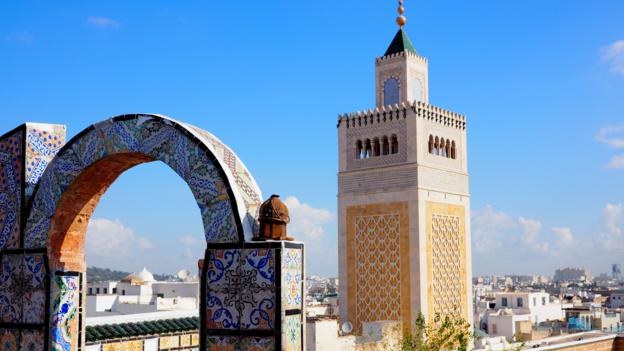 Why Tunis could be the new Rome