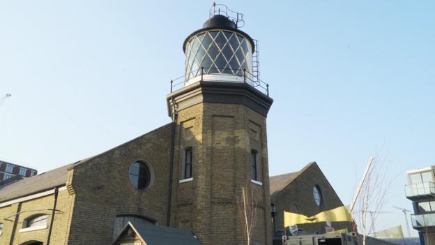 Is this London's strangest landmark?