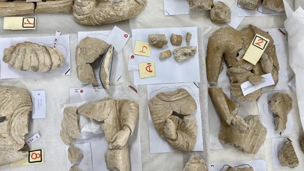 The Afghan artefacts that survived Taliban destruction
