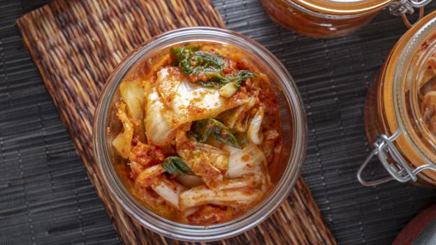 Is this the capital of kimchi?